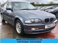 1999 BMW 3 SERIES 318I SE 1.9 4DR 117 BHP