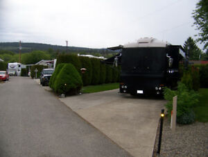 RV Lot For Rent in Holiday Park RV Resort