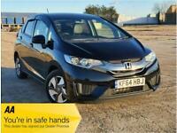 2014 Honda Jazz HS IMA CVT Hatchback Hybrid Electric Automatic
