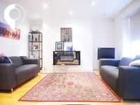 **ANGEL ISLINGTON**Beautiful 2 BEDROOM FLAT in GEORGIAN CONVERSION with RECEPTION & spacious DOUBLES