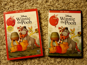 "Disney's ""Winnie the Pooh"" Movie Set - DVD & Blu-Ray"