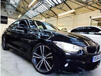 2014 BMW 4 Series Gran Coupe 3.0 430d M Sport Gran Coupe 4dr