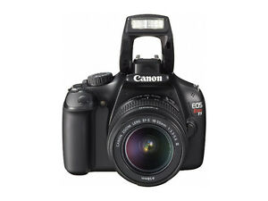Canon Rebel XT & T3 cameras with Green Screen