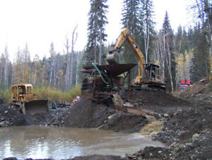 For Sale: Operating Gold Mine (Placer)