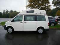 2007 Leisuredrive Crusader Volkswagon Campervan 2/4 Berth