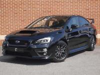 BRAND NEW Subaru WRX STI 2.5 STI Type UK awd 4dr (Black, Petrol)