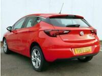2019 Vauxhall Astra 1.6 CDTi 16V 136 SRi 5dr Hatchback Hatchback Diesel Manual