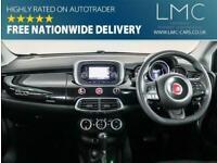 2017 Fiat 500X 1.4 MULTIAIR POP STAR DDCT 5d AUTO 140 BHP Hatchback Petrol Autom