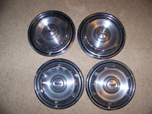 "FORD 14"" HUBCAPS"