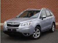 2015 15 Subaru Forester 2.0 TD XC Lineartronic 4x4 5dr (Silver, Diesel)
