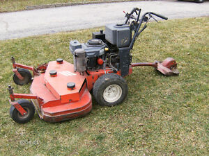 STAND  or  WALK  RiDiNG MOWER