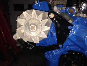 Looking for small block Ford alternator brackets