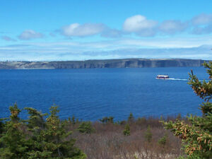 221ft Ocean Frontage Lot with Privacy & Panoramic Ocean Views St. John's Newfoundland image 4