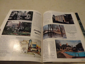 Vintage 1987 Unique Homes -The Magazine of Luxury Real Estate Kitchener / Waterloo Kitchener Area image 4