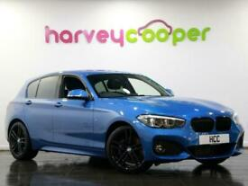 image for 2019 BMW 1 Series 120d M Sport Shadow Edition 5dr Diesel blue Manual
