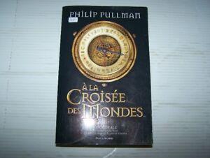 À la croisée des mondes l'ntégrale de Philip Pulman