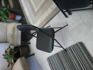 6 folding chairs for sale