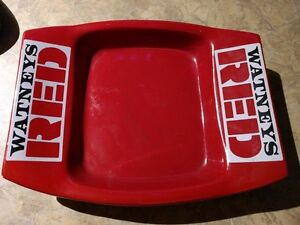 Vintage Nut Dish, Ashtray, or Bar Accessory Watneys Red Ale Roya