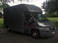 Horsebox 3.5t Citroen Relay 2.2HDi (120hp) LWB New Build John Oates