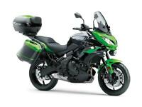 NEW 2021 Kawasaki Versys 650 ABS Grand Tourer**IN STOCK**GREEN, WHITE OR GREY*