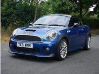 2011 MINI Coupe 1.6 John Cooper Works (Chili) 2dr
