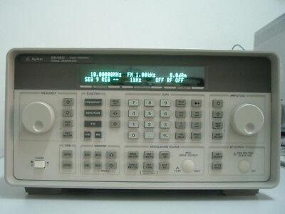 Hpagilentkeysight 8648c Synthesized Rf Signal Generator 9 Khz To 3200 Mhz