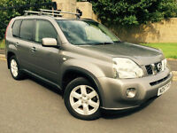 2007 57 NISSAN X-TRAIL 2.2 DCI (148) SPORT EXPEDITION DIESEL FACELIFT