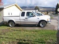 1998 Ford F-150 Pickup project Truck
