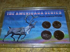 Americana Series Coin collection