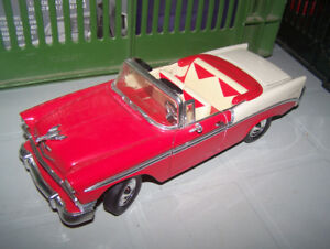 1:18 scale 1956 chevy bel-air con. 1959 chevy impala