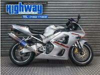 2001 Honda CBR 900 RR Fireblade Lovely Condition Extras 12 Month MOT Warranty