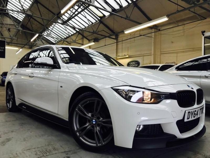 2014 BMW 3 Series 2.0 320d M Sport Saloon 4dr Diesel Automatic (start/stop)