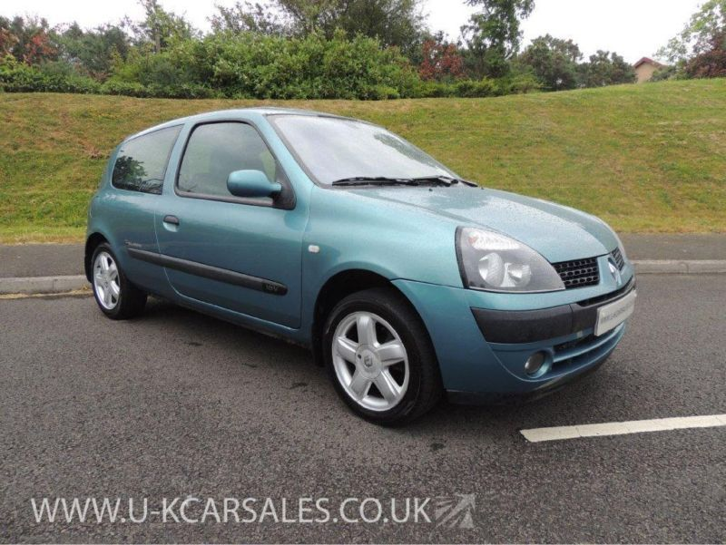 2003 renault clio 1 2 16v dynamique billabong 3dr in fforestfach swansea gumtree. Black Bedroom Furniture Sets. Home Design Ideas