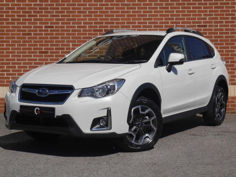 2017 17 Subaru XV 2.0 D SE AWD 5dr (White, Diesel)