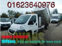 CITROEN RELAY 2.2HDi 120HP L3 35 LWB PERFECT REFUSE/ARBORIST TRUCK