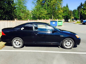 2003 Honda Civic Coupe Street Edition