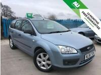 2006 56 FORD FOCUS 1.6 SPORT 16V 5D AUTO 101 BHP 15 MONTHS FREE WARRANTY