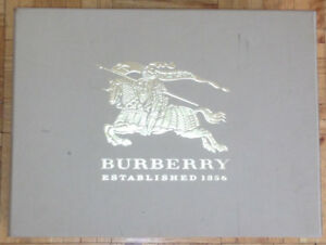 Burberry 12 X 16 Leather Bag****BRAND NEW****