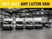 Maxi Mover Low Loader Van / Low Floor Luton Vans From The Number #1 Manufacturer