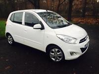 2013 Hyundai i10 1.2 Active Hatchback 5dr Petrol Manual (108 g/km, 84 bhp)
