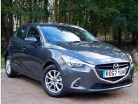 2017 Mazda 2 1.5i Se l Nav 5dr 5 door Hatchback
