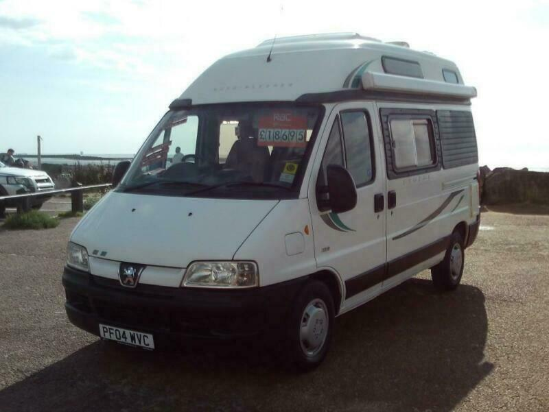 2004 (04) AUTO-SLEEPER SYMBOL HI-TOP MOTORHOME | in Heysham, Lancashire |  Gumtree