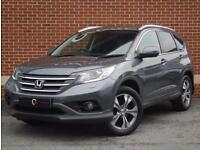 2014 64 Honda CR-V 1.6 i-DTEC SR Station Wagon (Grey, Diesel)