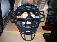Baseball Umpire Mask