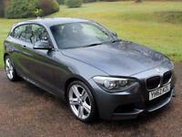 2012 (62) BMW 118d 143 M Sport 3dr Sports Hatch