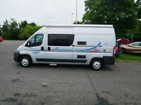 ADRIA Twin 2 Berth Campervan Fiat DUCATO