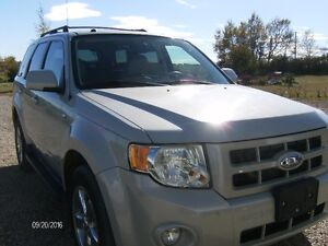 2008 Ford Escape v6 limited SUV, Crossover
