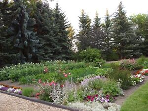Private, Beautiful Acreage STEPS from Sherwood Park