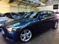 2012 BMW 1 Series 2.0 118d M Sport Hatchback 5dr Diesel Manual (118 g/km,