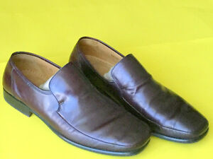 Men's Dress Shoes s.10 Genuine Leather made in Spain Luxury